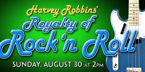 HarveyRobbinsRoyaltyofRockNRoll2015