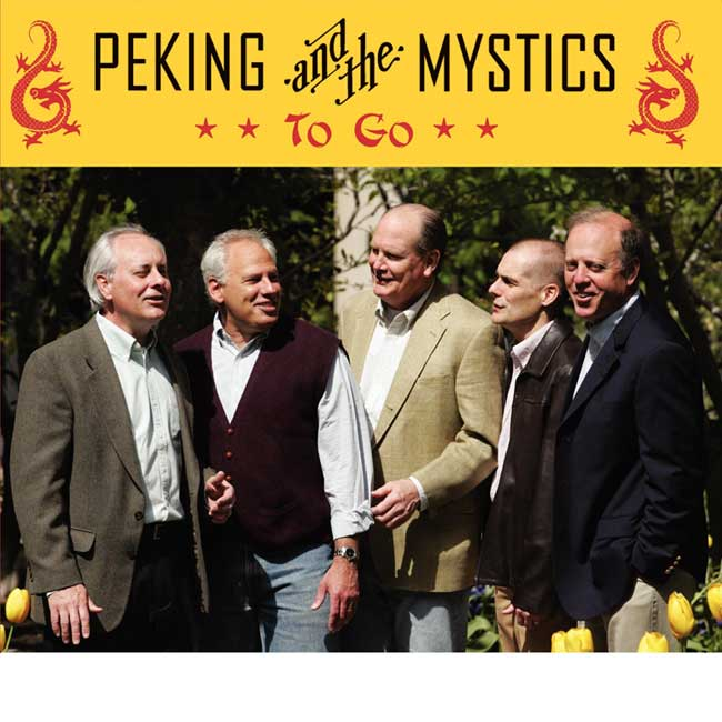 Peking and the Mystics CD To Go