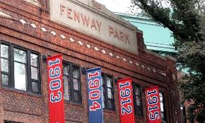 Christmas at Fenway with the Boston Red Sox