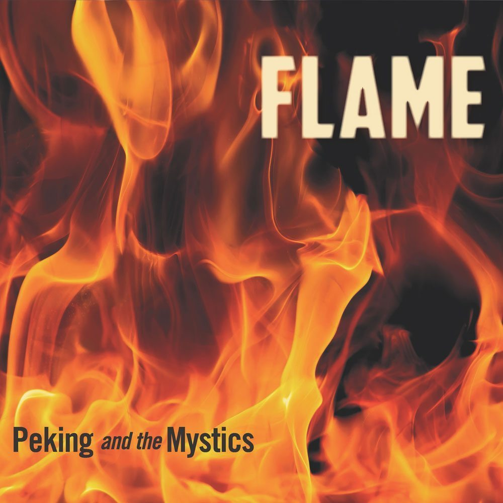 Flame CD Cover - Peking and the Mystics